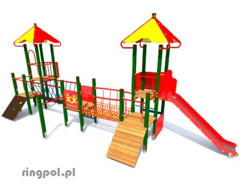 Plac zabaw Podbiał