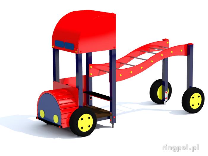 Wóz Strażacki z089 -Tematyczne place zabaw